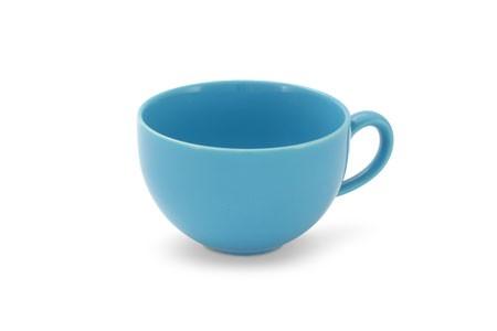 Friesland Happymix Azurblau Kaffee-Obertasse uni 0,24 l