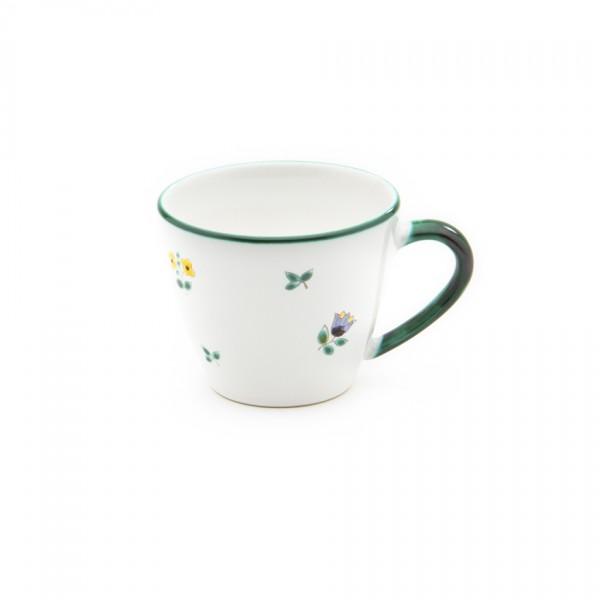 Gmundner Keramik Streublume Kaffee-Obertasse Gourmet (TKGO09) 0,2 l