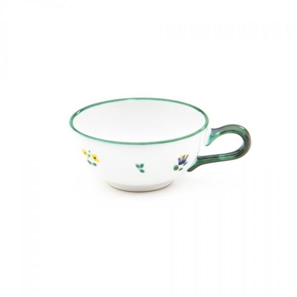 Gmundner Keramik Streublume Tee-Obertasse glatt classic (TTGL11) 0,17 l
