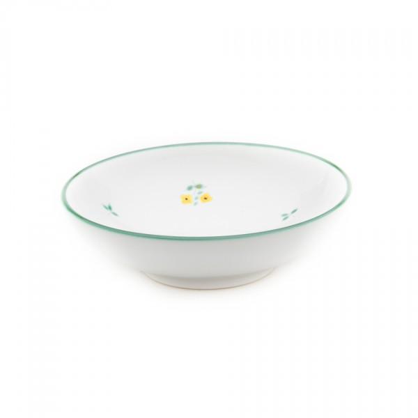 Gmundner Keramik Streublume Salatschale (SASA17) 17 cm