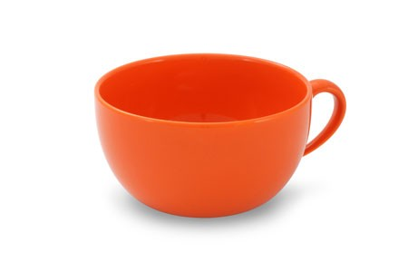 Friesland Happymix Orange Jumbo-Obertasse 0,56l