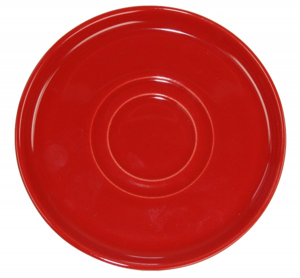 Friesland Happymix Rot Untertasse 15 cm