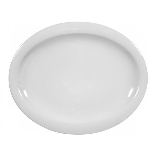 Seltmann Top Life uni weiß Speiseteller oval 29 cm