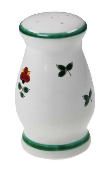 Gmundner Keramik Streublume Salzstreuer bauchig (SLBC09) 9 cm