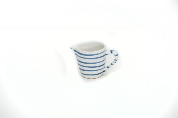Gmundner Keramik Blaugeflammt Milchgießer Gourmet (GMGO05) 0,2 l
